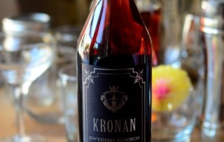 Kronan Swedish Punsch Tiki Tastings