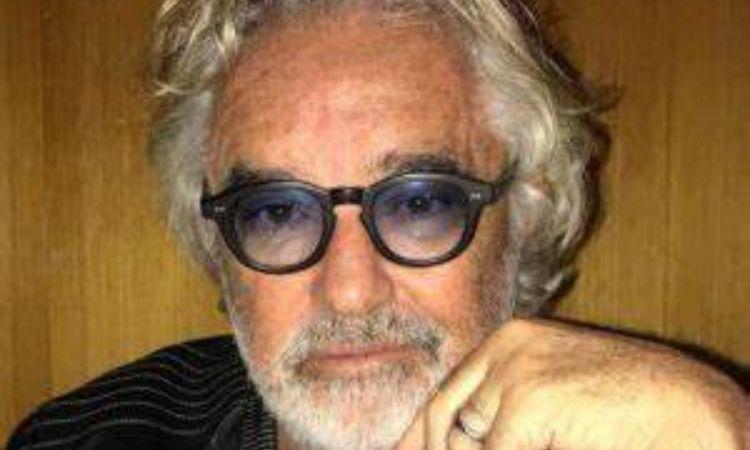 Flavio Briatore occhiali neri