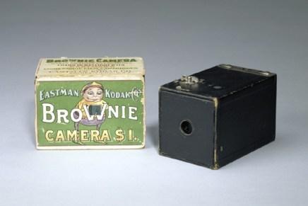 De smartphone is de Kodak Brownie van het digitale tijdperk