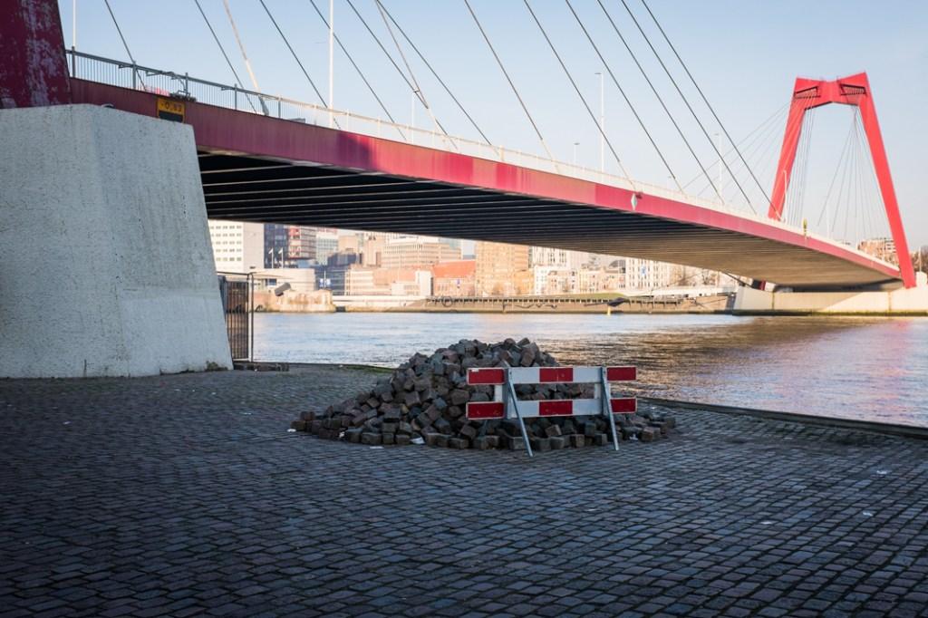 Noordereiland - kant noch wal - week 8