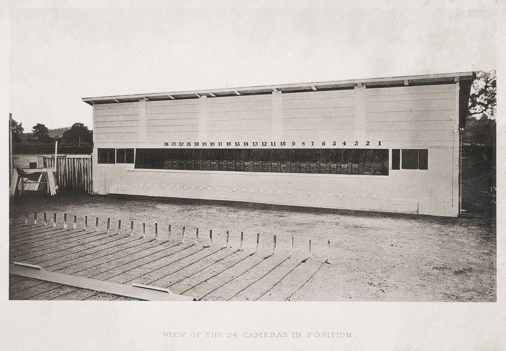 Eadweard Muybridge camera-2