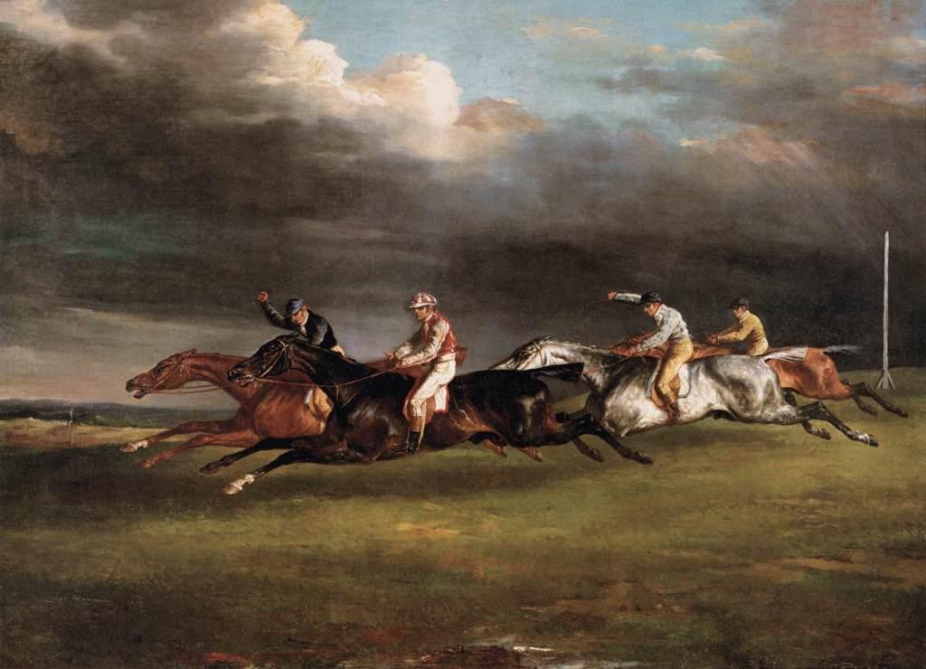 Gustavus horse
