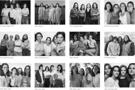 40 foto's in 40 jaar: The Brown Sisters van Nicholas Nixon