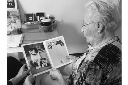 Laurence Aëgerter: fotografie voor dementerenden