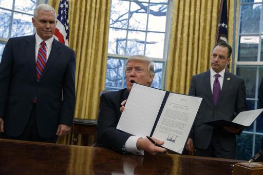 Donald Trump, Mike Pence, Reice Priebus_512214