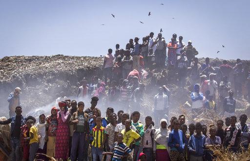 Ethiopia Deadly Landslide_550083