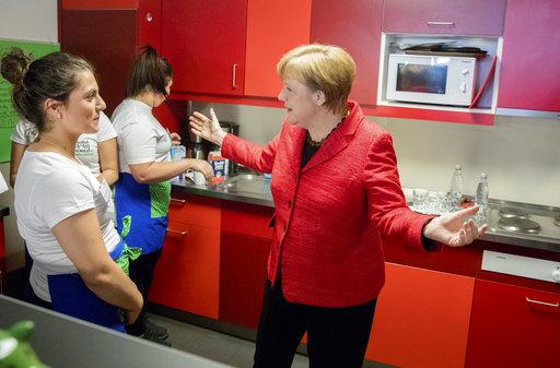 Germany Merkel_553355