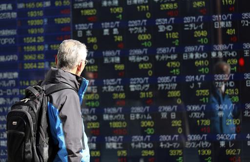 Japan Financial Markets_547566