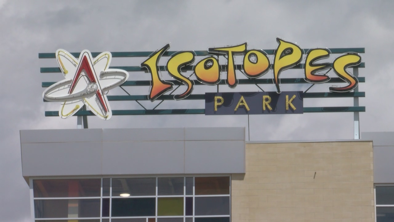 Isotopes Park - a forever name?