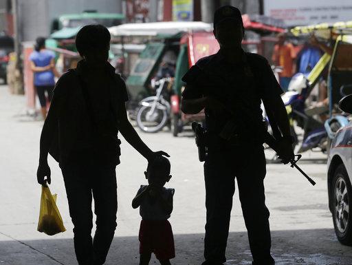 Philippines Muslim Militants_599345