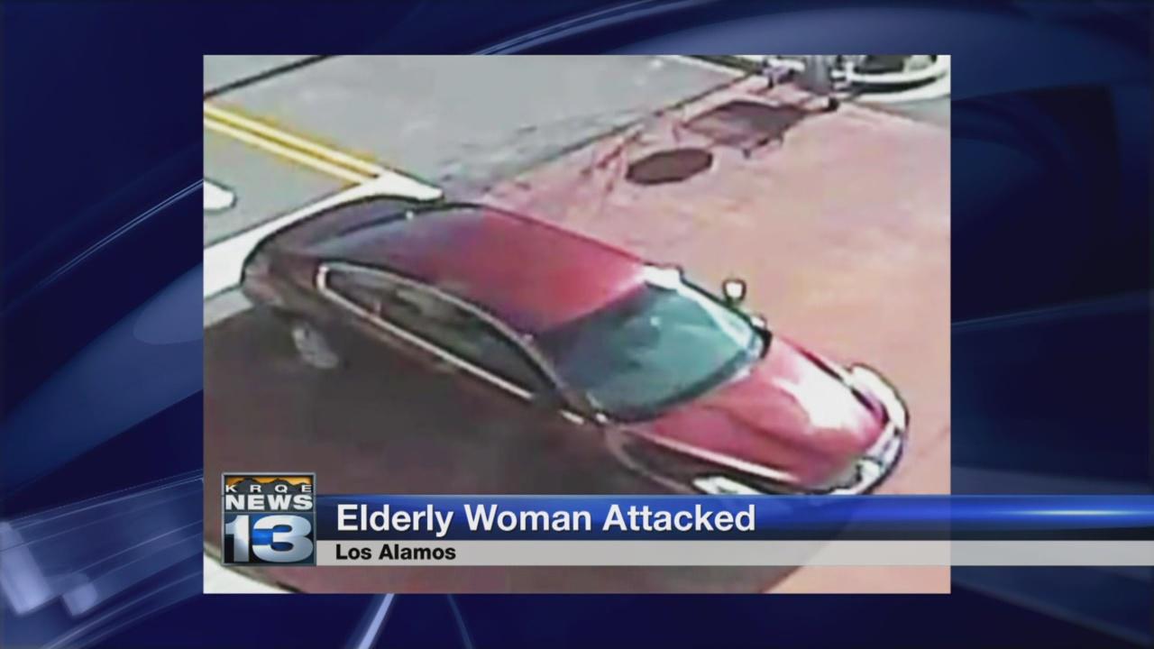 suspect's car los alamos_600981