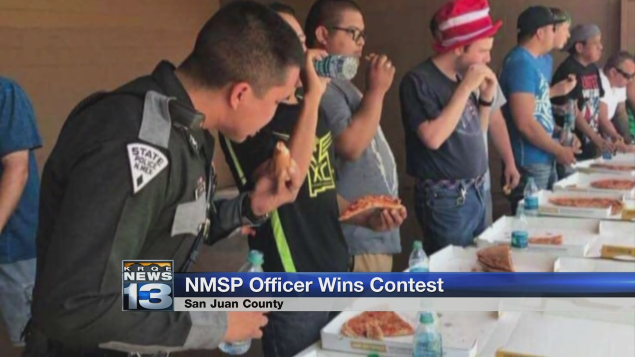 NMSP officer wins contest_629834