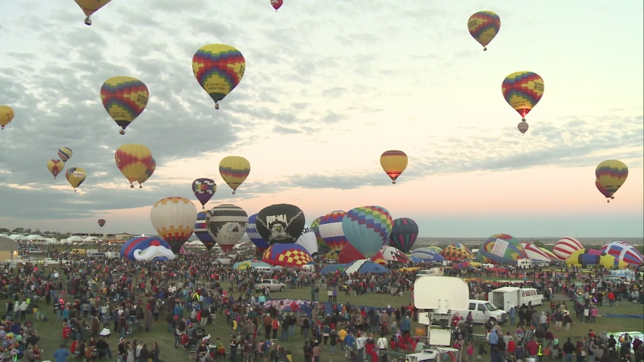 Balloon Fiesta lost and found