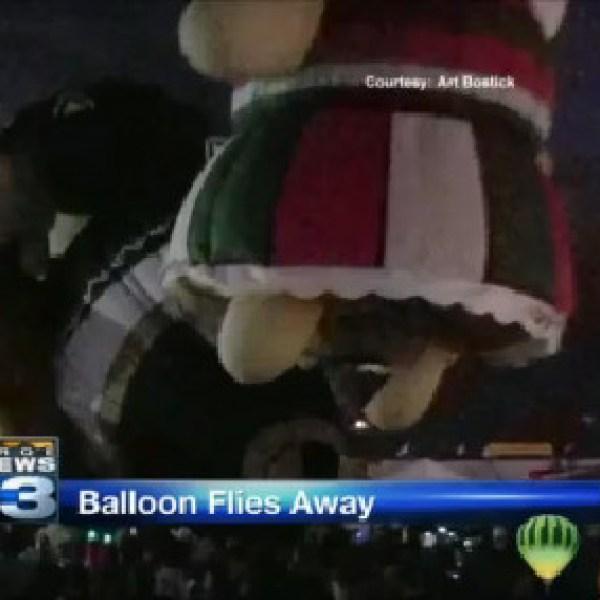 ballon flies away_702009