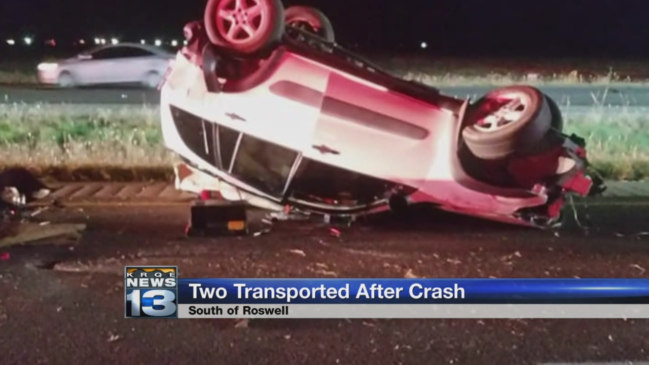 Two injured in another crash on Highway 285
