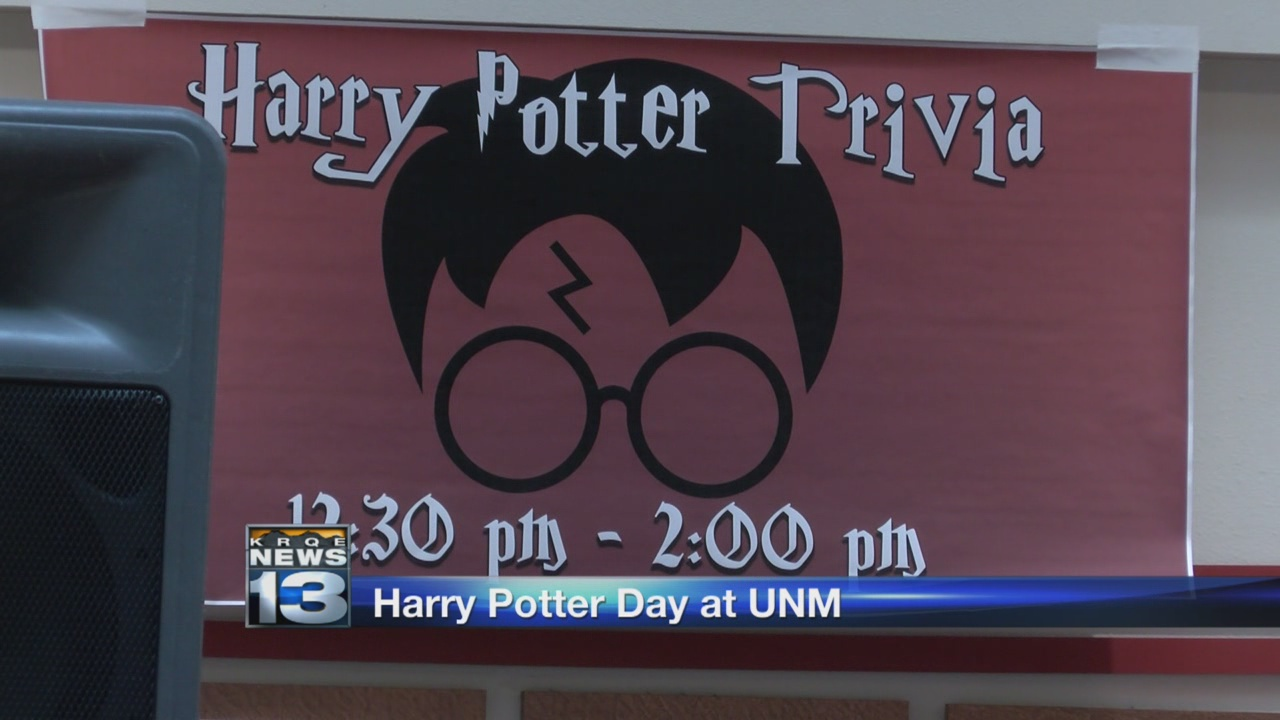 UNM hosts 4th annual Harry Potter Day_731362