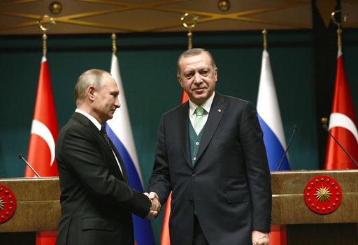 Recep Tayyip Erdogan, Vladimir Putin_758008