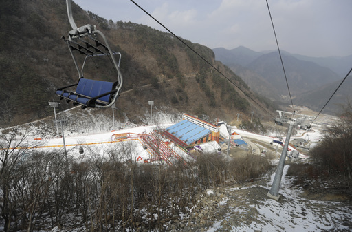 Pyeongchang Olympics Alpine Skiing_790472