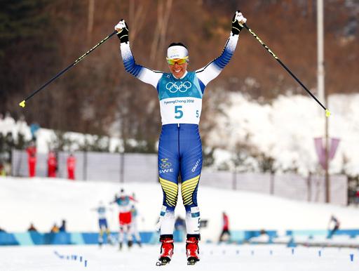 Pyeongchang Olympics Cross Country Women_790103