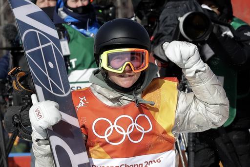 Pyeongchang Olympics Snowboard Men_790591