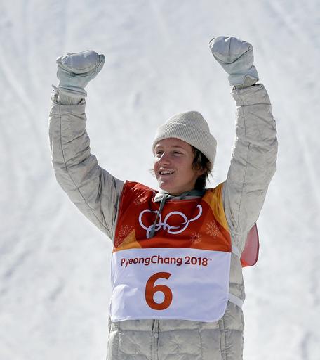 Pyeongchang Olympics Snowboard Men_790706