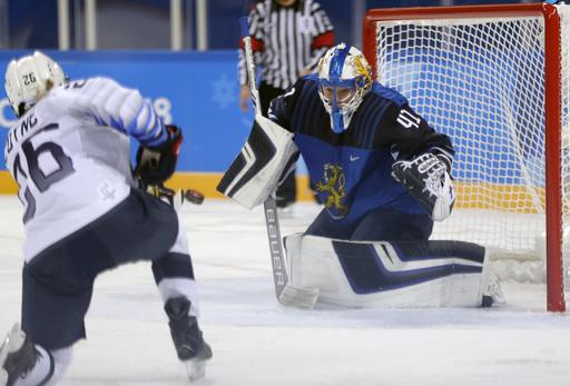Pyeongchang Olympics Ice Hockey Women_790694