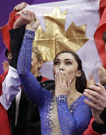 Pyeongchang Olympics Figure Skating Team Event_791149