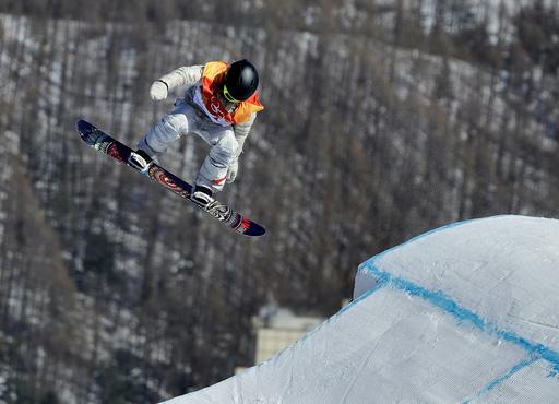 Pyeongchang Olympics Snowboard Women_791094