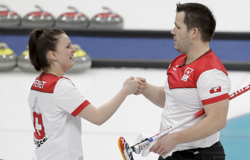 Pyeongchang Olympics Curling_791354
