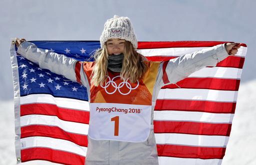 Pyeongchang Olympics Snowboard Women_792080