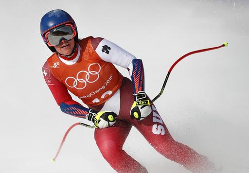 Pyeongchang Olympics Alpine Skiing_797866