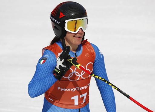 Pyeongchang Olympics Alpine Skiing_797841