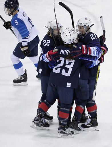 Pyeongchang Olympics Ice Hockey Women_797477
