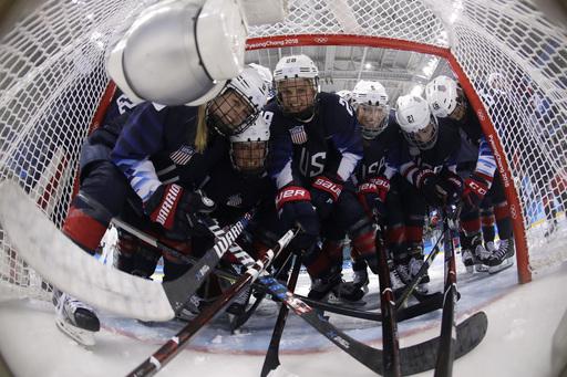 Pyeongchang Olympics Ice Hockey Women_799752