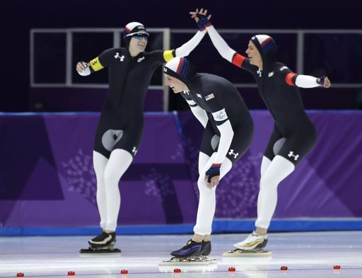 Pyeongchang Olympics Speed Skating Women_797407