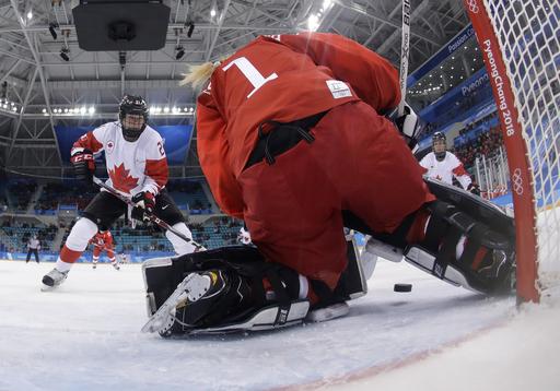 Pyeongchang Olympics Ice Hockey Women_797451