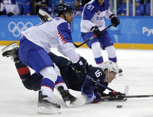 Pyeongchang Olympics Ice Hockey Men_797974