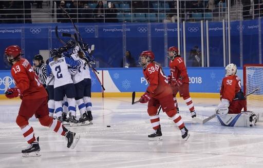 Pyeongchang Olympics Ice Hockey Women_799148