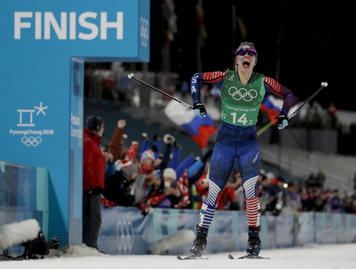 Pyeongchang Olympics Cross Country Women_799933