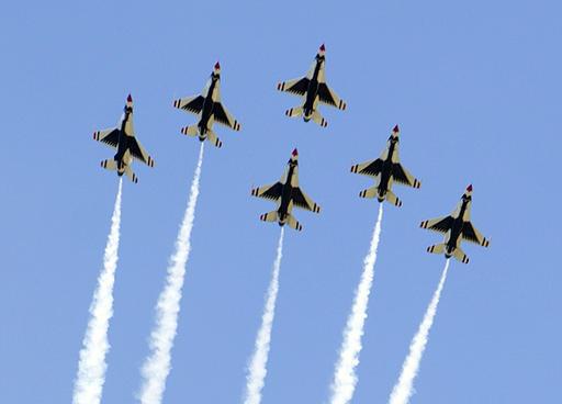 Thunderbirds Jet Crash_379673