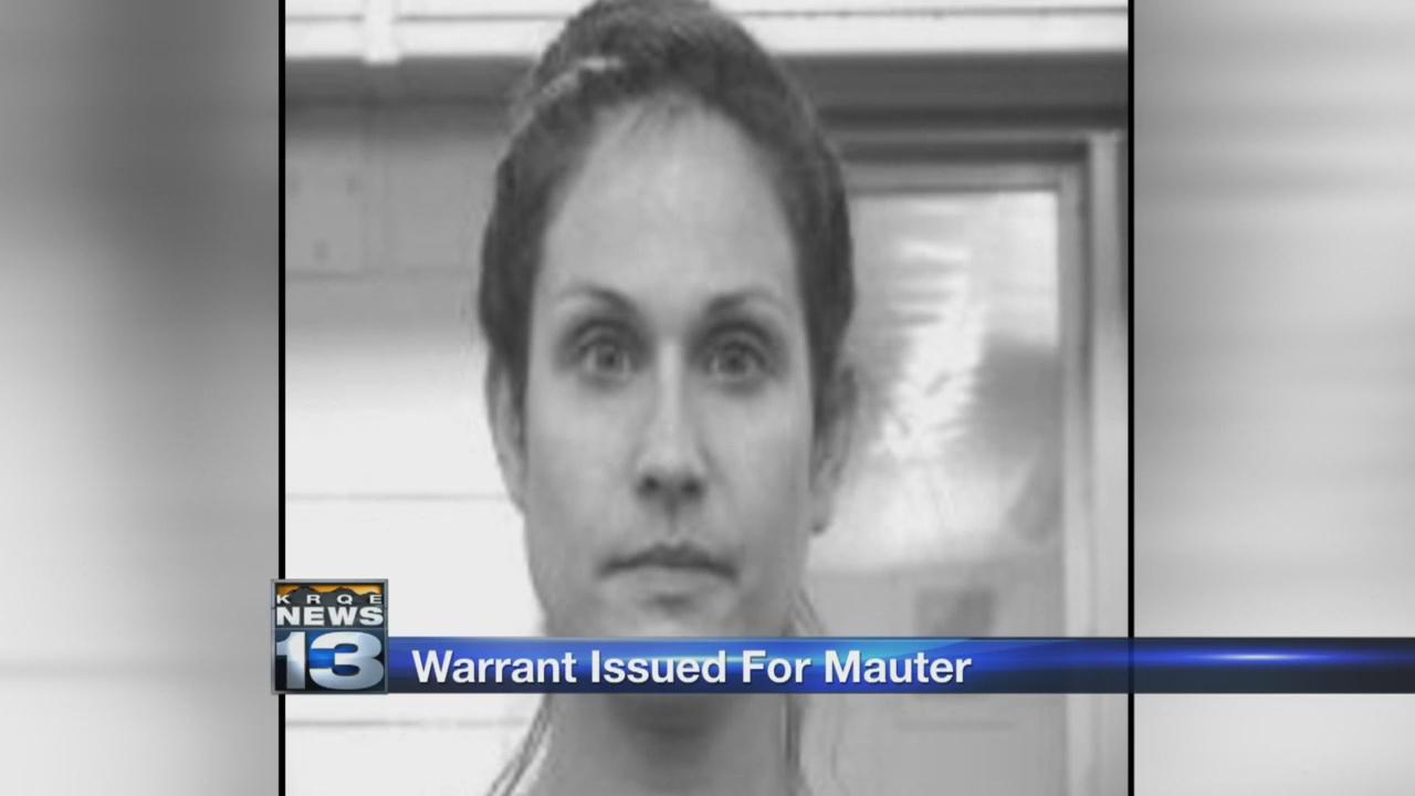 Sara Mauter warrant issued_1526925858070.jpg.jpg