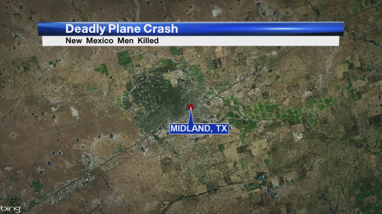 2 Killed In Crash Of Small Plane In Midland
