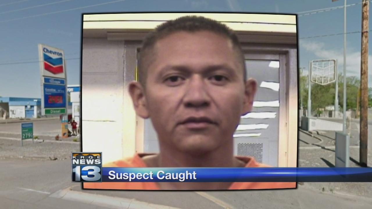 Suspect in fraudulent check case arrested_1538352649305.jpg.jpg