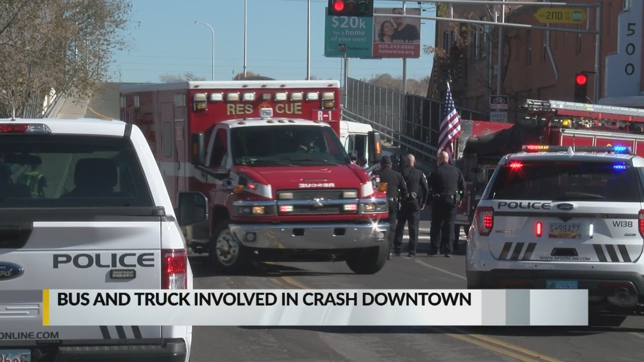 Ice cream truck versus school bus crash injures 12_1542345449762.jpg.jpg