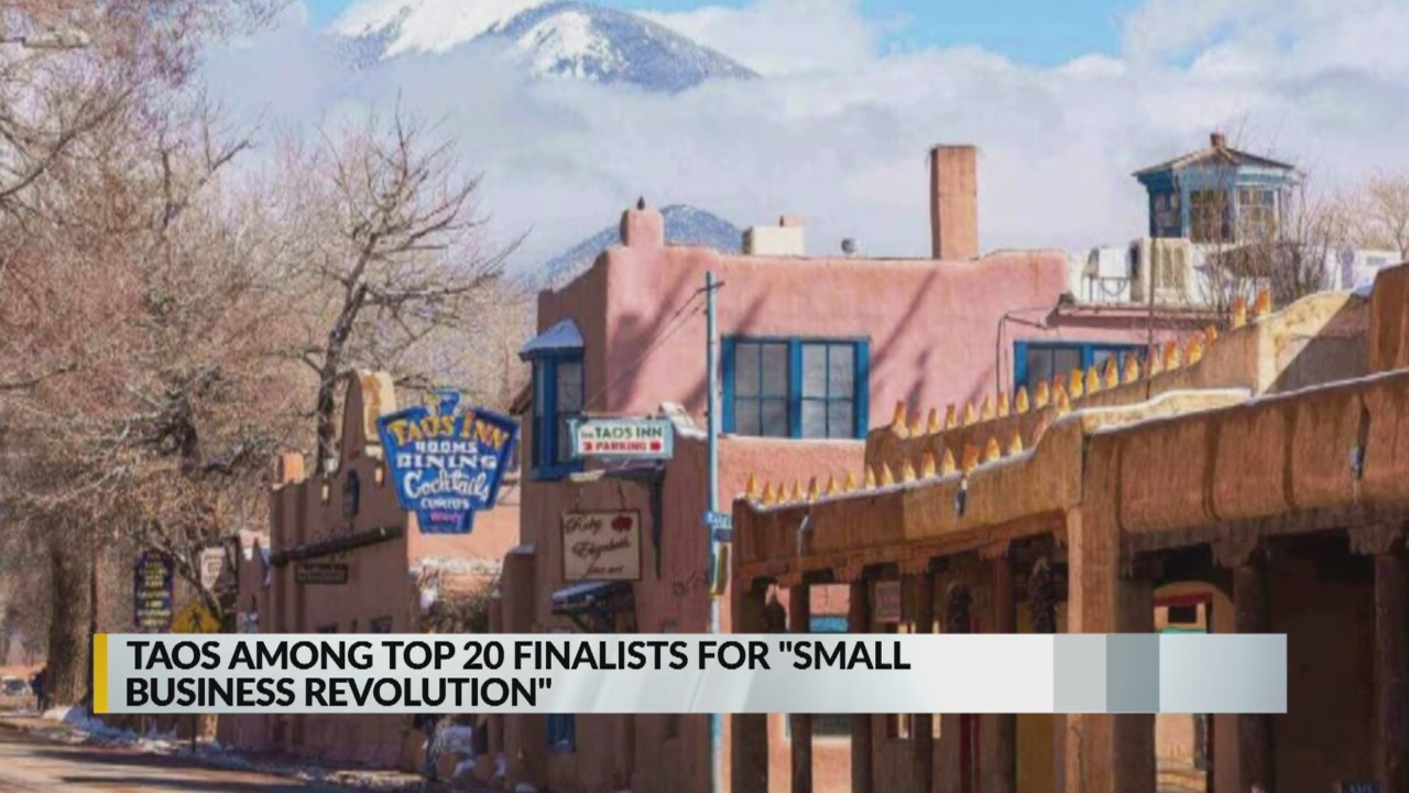Taos could be featured in Hulu series 'The Small Business Revolution'_1543275440743.jpg.jpg