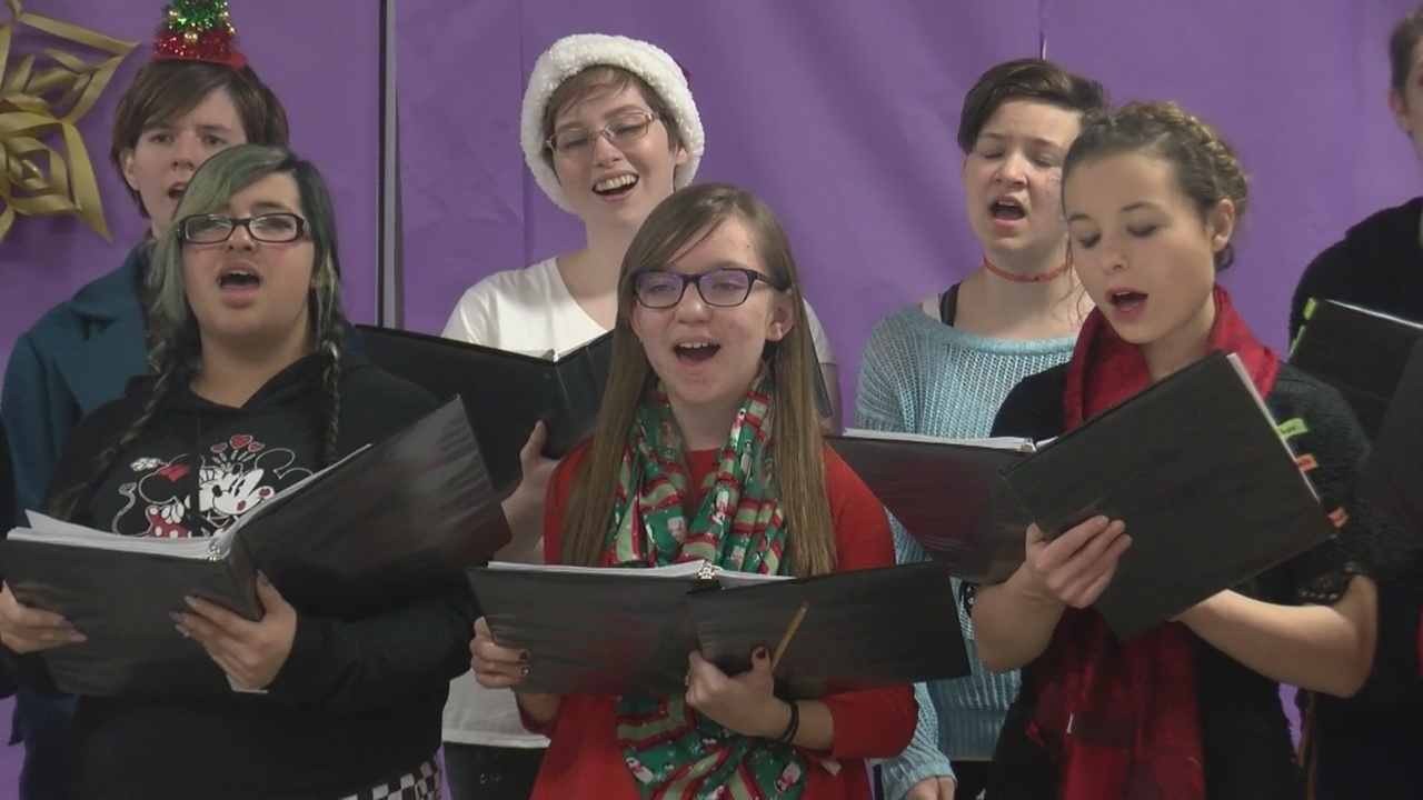 Rio Rancho Youth Chorus: Winter Wonderland & Have Yourself a Merry Little Christmas