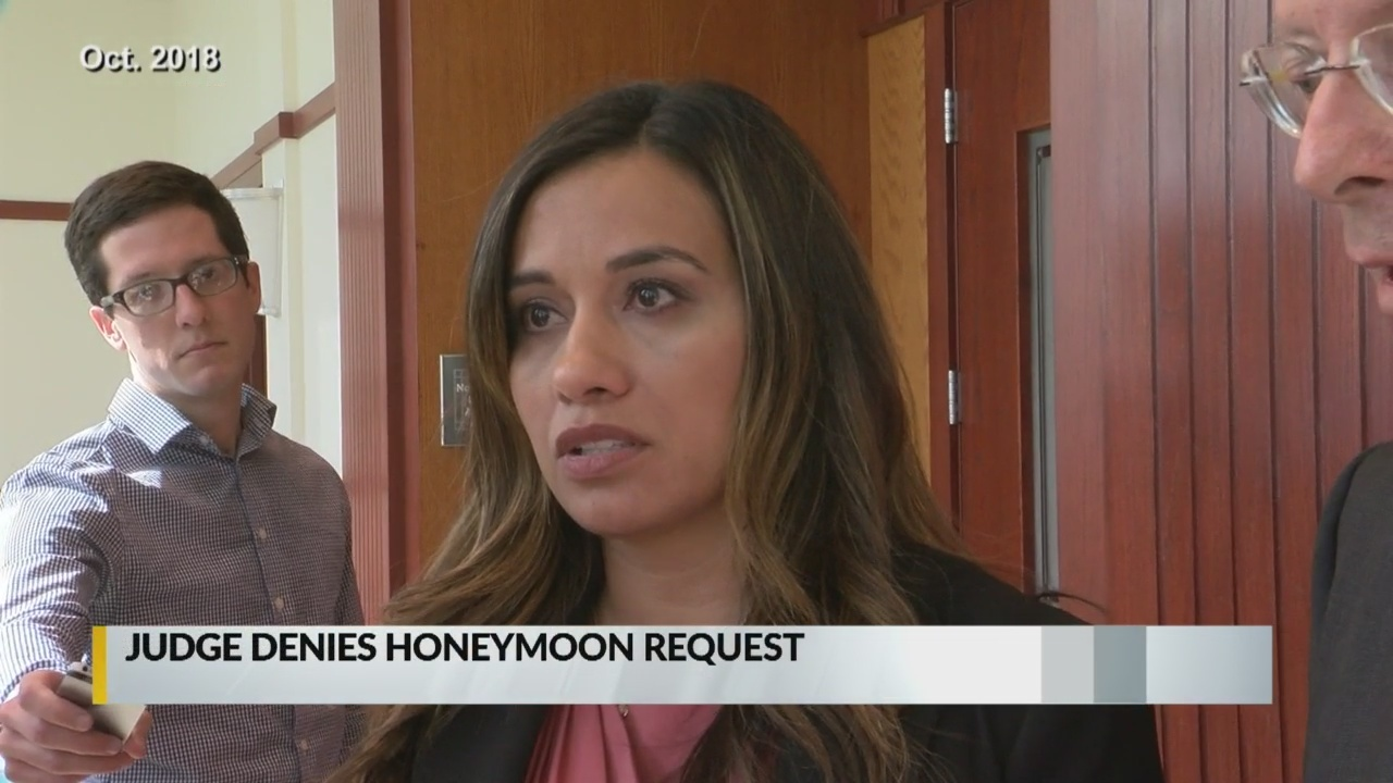 Judge denies former state rep's travel request