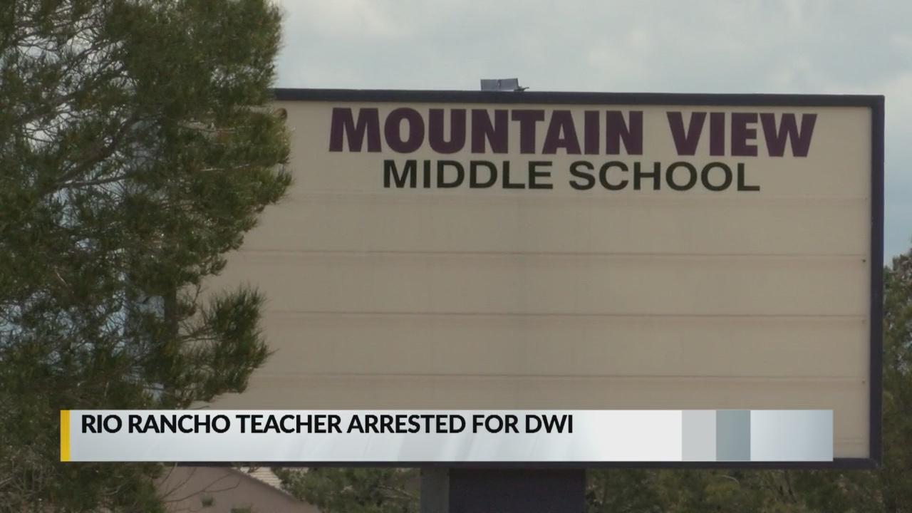 Rio Rancho teacher facing DWI charges_1555541539300.jpg.jpg