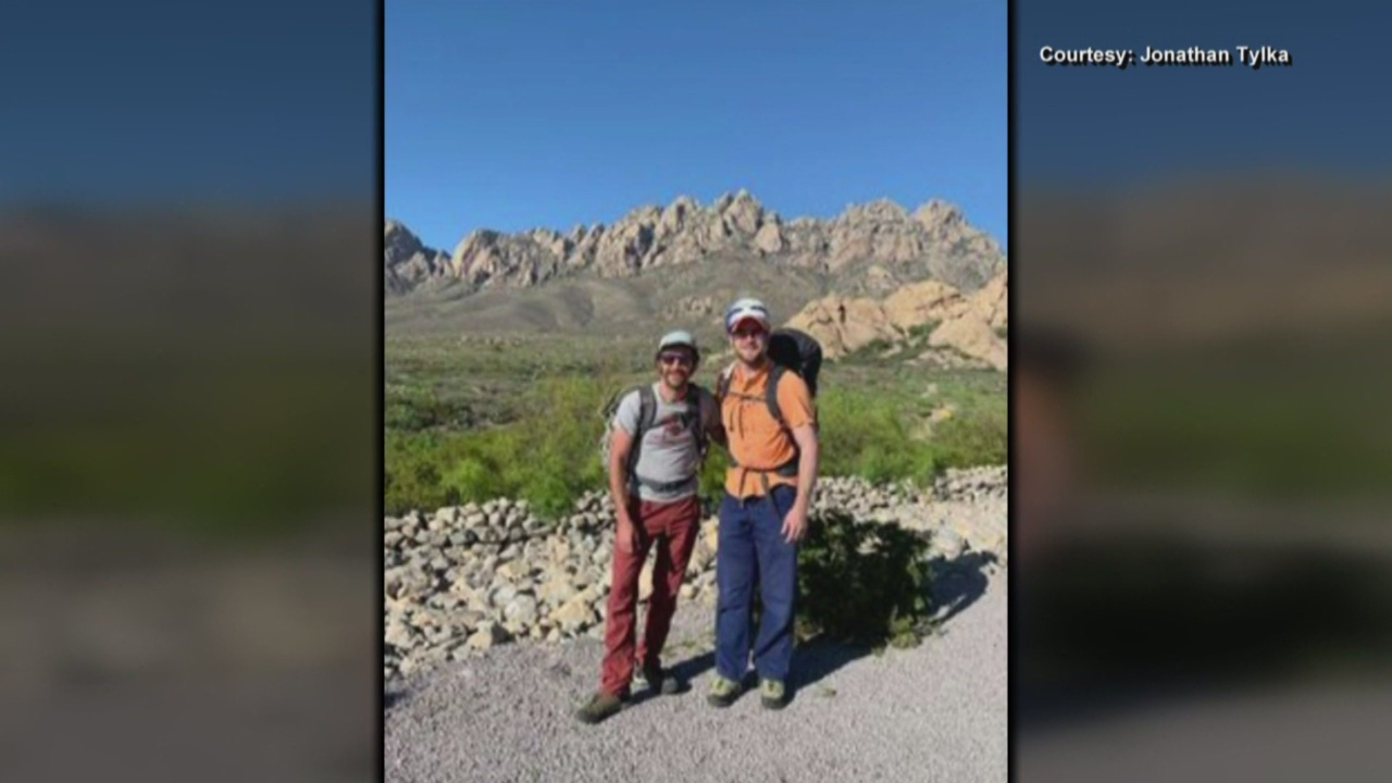 Two climbers scale Organ Mountains peaks over two days_1558390739446.jpg.jpg