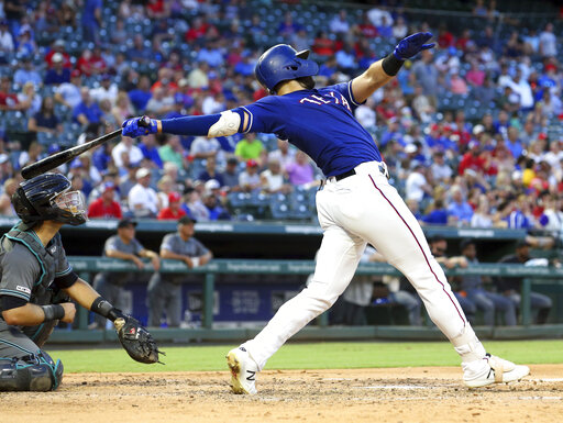 Rangers OF Joey Gallo has right wrist surgery | KRQE News 13